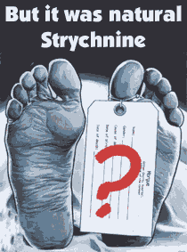 natrural strychnine