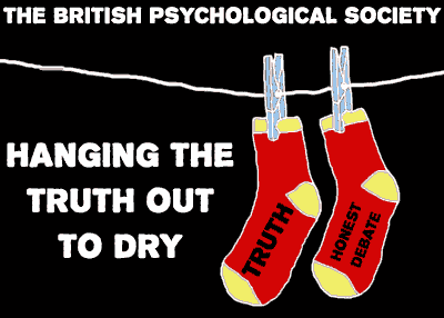 British Psychological Society in trouble