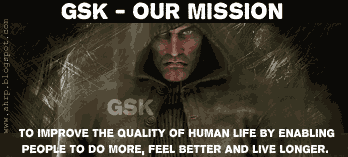 Glaxo mission statement